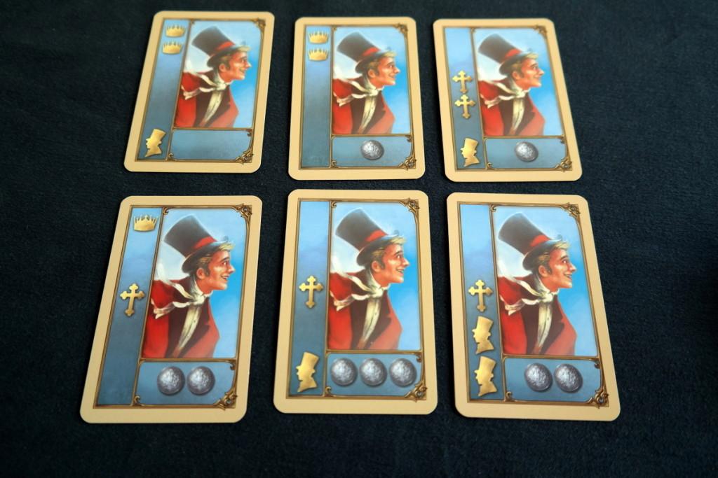 Vienna Brettspiel Boardgame