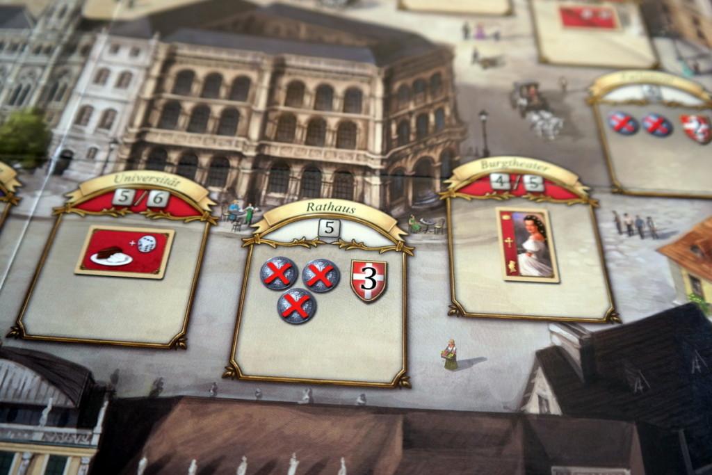Vienna boardgame brettspiel