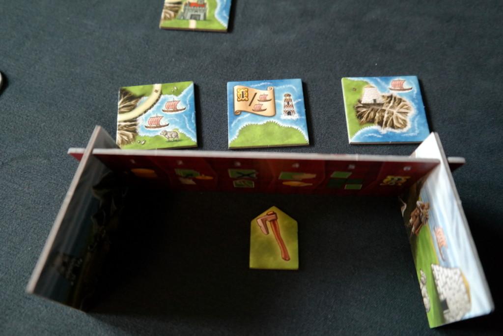 Isle of Skye Brettspiel Boardgame
