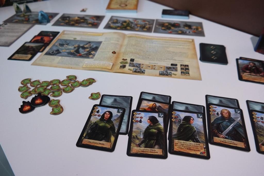 Andor 2er Spiel