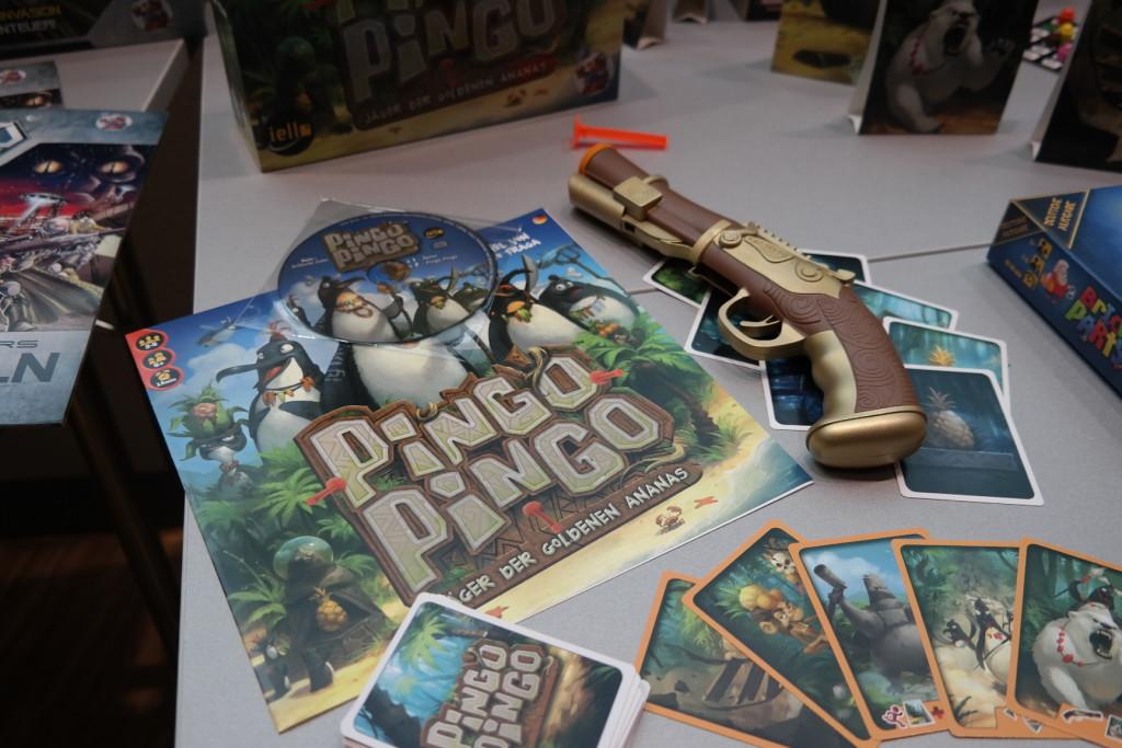 Pingo Pongo