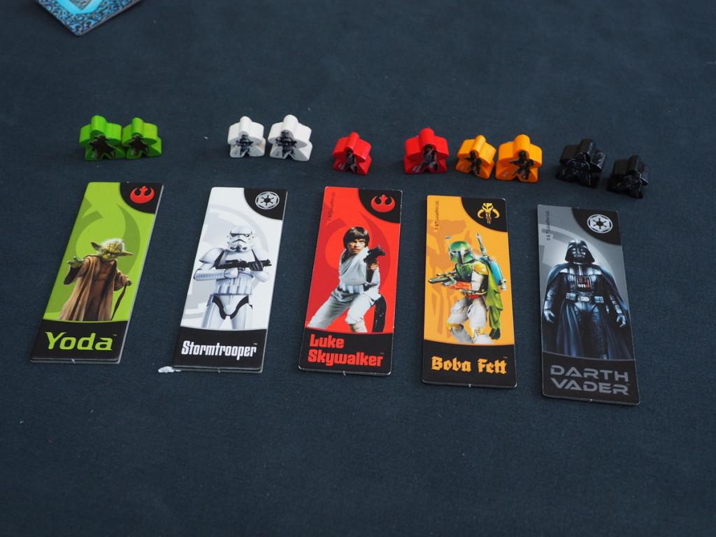 Carcassonne Star Wars Edition