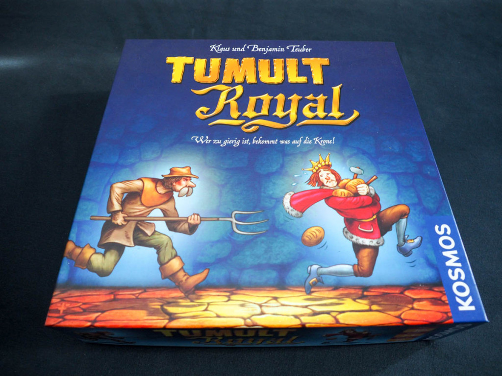 Tumult Royal Schachtel