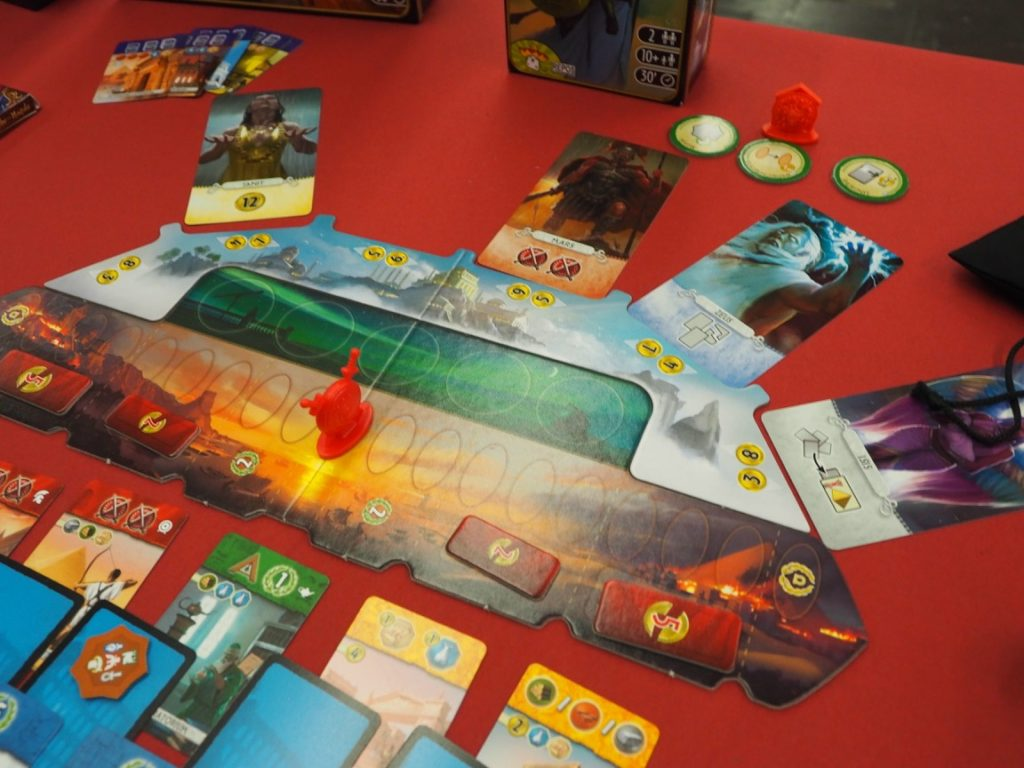 7 Wonders - Pantheon