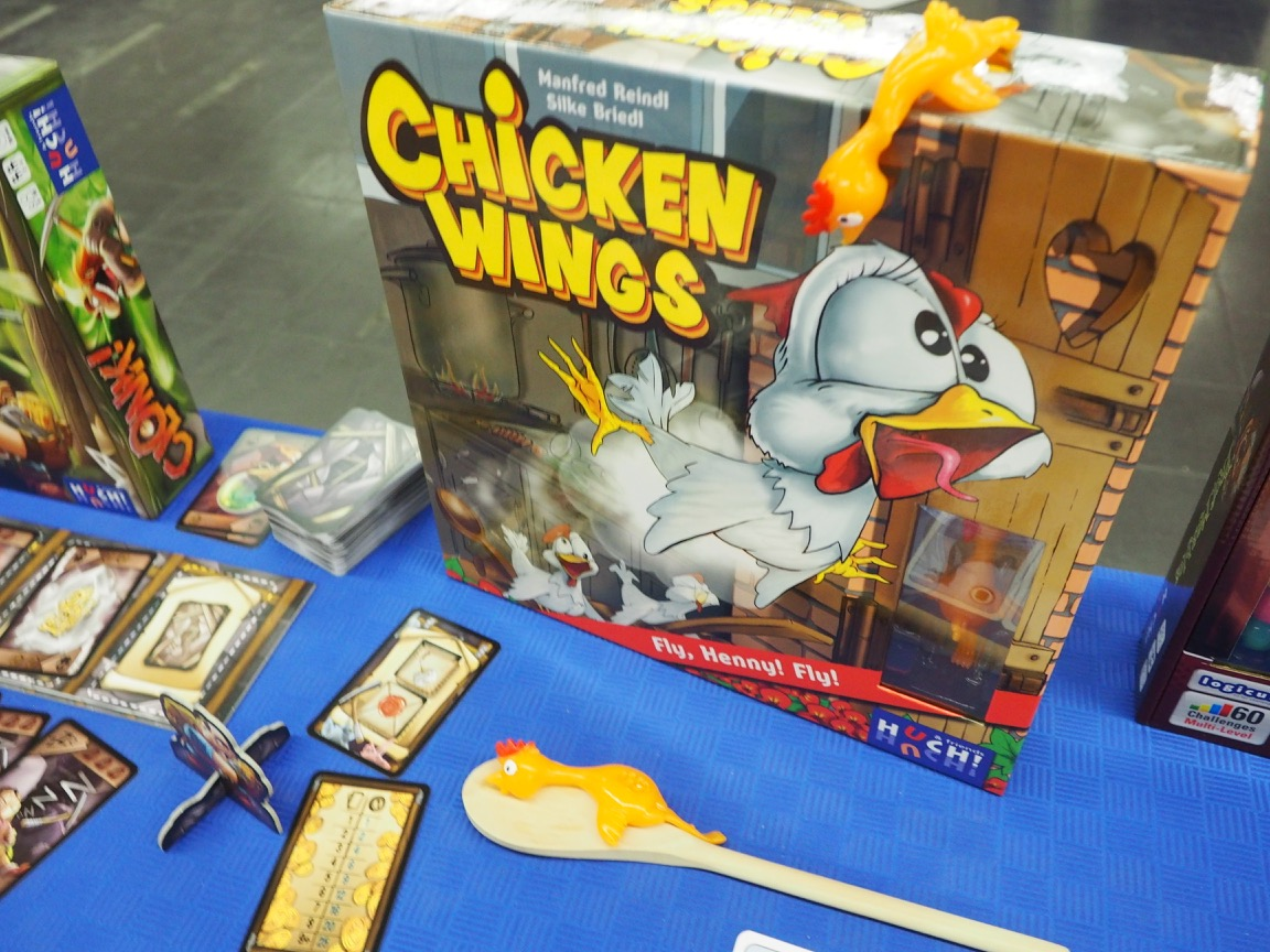 Chicken Wings Spiel
