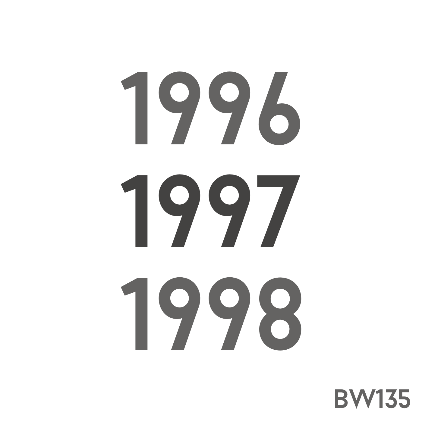 BW135 – Rückblick auf die Spiele des Jahres (1996-1998