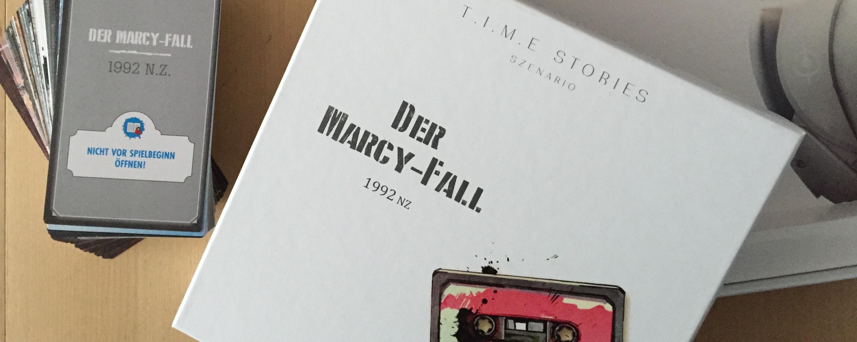 T.I.M.E Stories Der Marcy Fall DE
